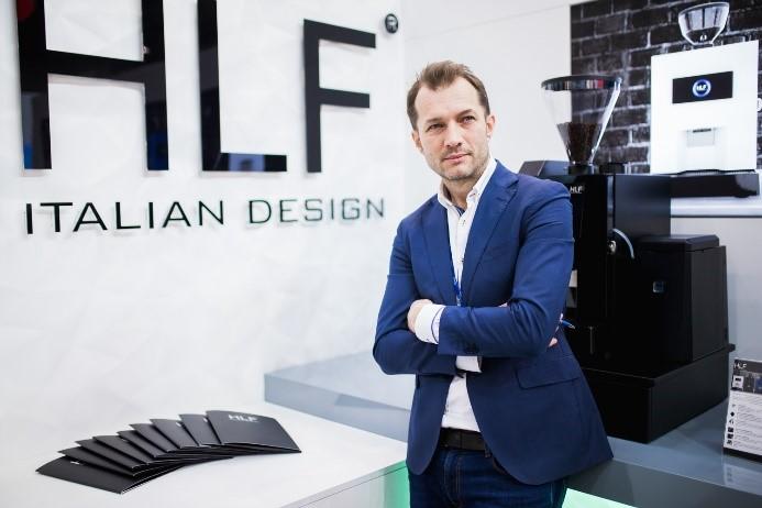 Włoski producent designerskich ekspresów do kawy debiutuje w Polsce